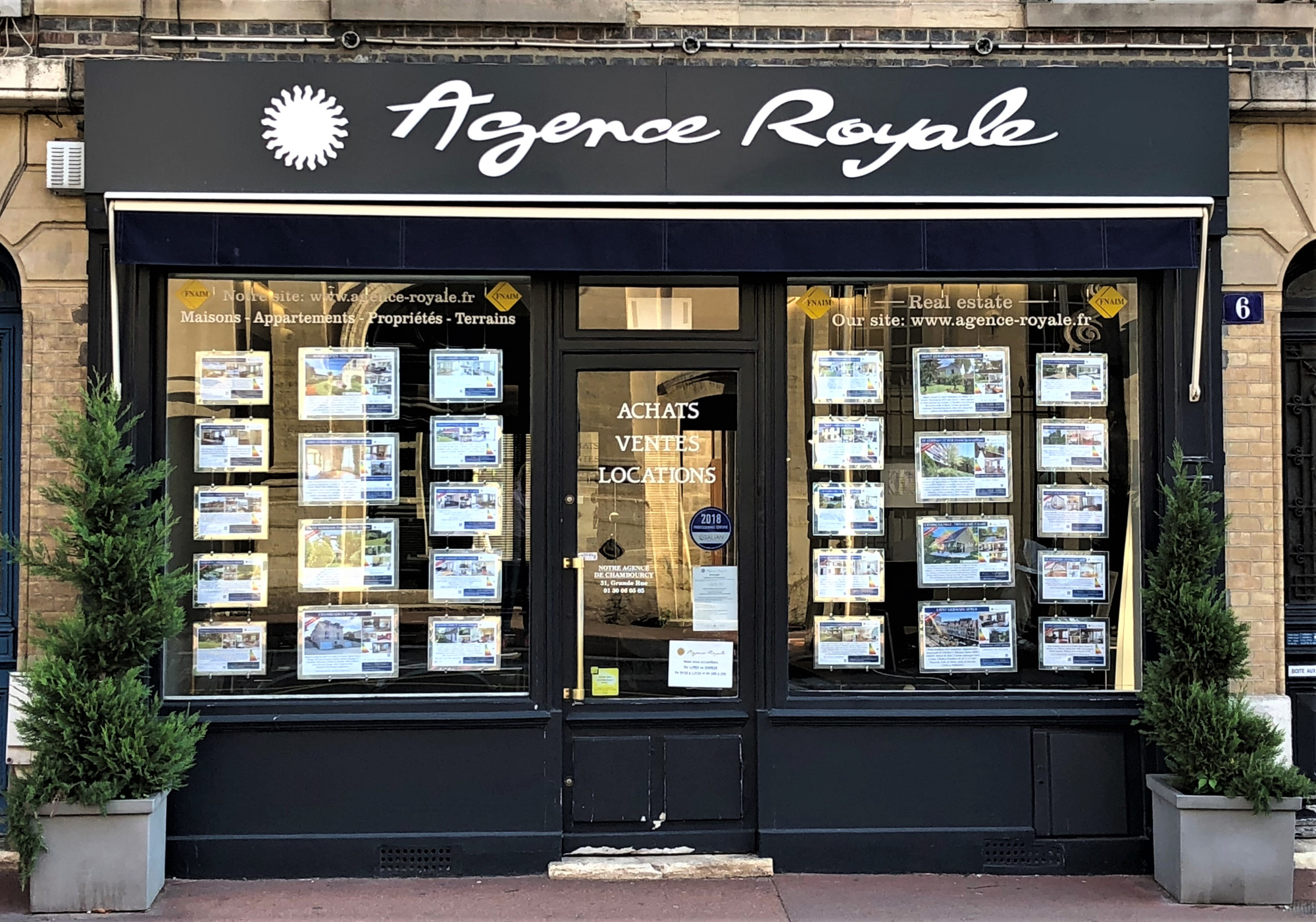 AGENCE ROYALE Saint-Germain / Chambourcy