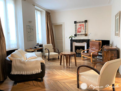 Appartement ancien ST GERMAIN EN LAYE  3' RER